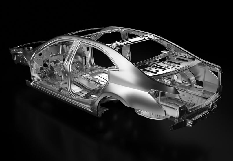 car metal part