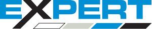expert logo blue